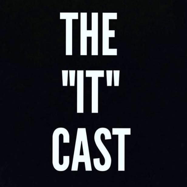 "The ""It"" Cast Logo"
