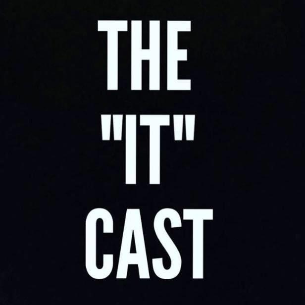 "The ""It"" Cast Logo"