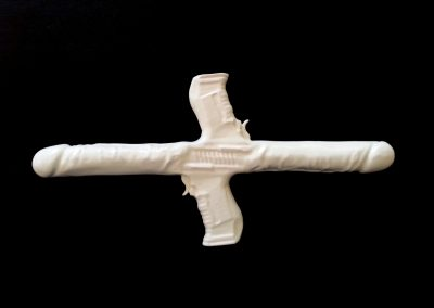 Trigger Happy Series: White Double Extended